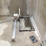 Устройство технологических проемов под системы вентиляции
